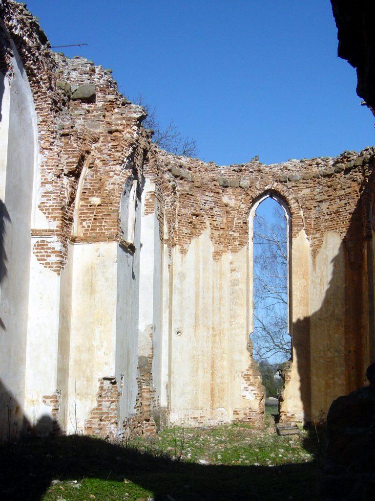 Deltuvos bažnyčia 2007